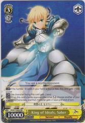 FZ/S17-E002 RR King of Ideals, Saber