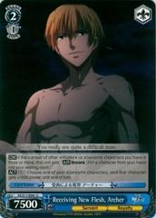 Receiving New Flesh, Archer - FZ/S17-E091 - U