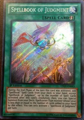 Spellbook of Judgment - LTGY-EN063 - Secret Rare - Unlimited Edition