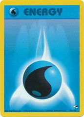 Water Energy - 132/132 - Common - Unlimited Edition