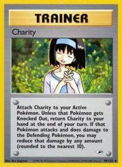 Charity - 99/132 - Rare - Unlimited Edition