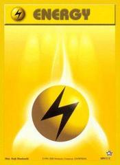 Lightning Energy - 109/111 - Common - Unlimited Edition