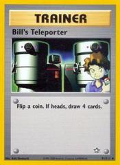 Bill's Teleporter - 91/111 - Uncommon - Unlimited Edition