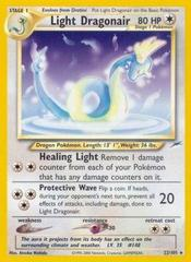 Light Dragonair - 22/105 - Rare - Unlimited Edition