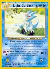 Light Golduck - 47/105 - Uncommon - Unlimited Edition