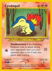 Cyndaquil - 61/105 - Common - Unlimited Edition
