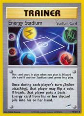 Energy Stadium - 99/105 - Uncommon - Unlimited Edition