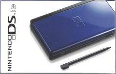Sys: Nintendo Ds Lite Cobalt / Black [ Blue ]
