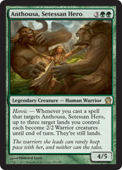 Anthousa, Setessan Hero - Foil