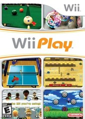 Wii Play Game Only