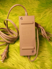Accessory: Ac Adapter 1st Party Wii