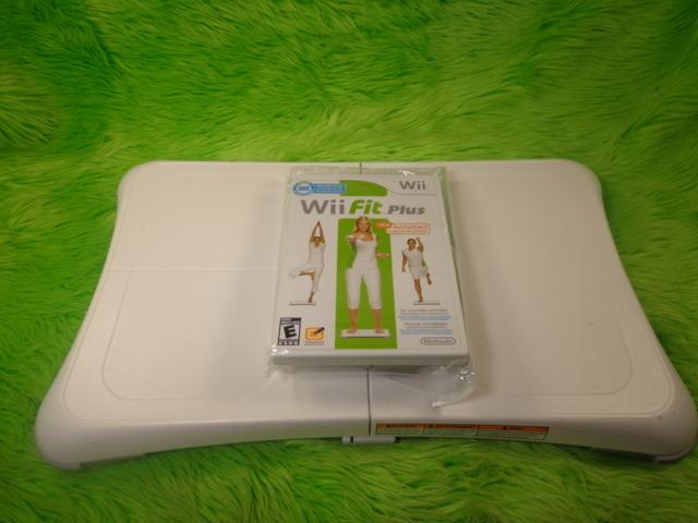 Wii Fit w/ Balance Board