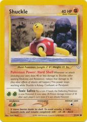 Shuckle - 51/64 - Common - Unlimited Edition on Channel Fireball