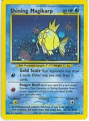 Shining Magikarp - 66/64 - Super Holo Rare - Unlimited Edition
