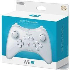 accessory: controller Wii U Pro Controller - White