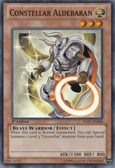 Constellar Aldebaran - HA07-EN006 - Super Rare - Unlimited Edition on Channel Fireball
