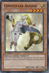 Constellar Algiedi - HA07-EN007 - Super Rare - Unlimited Edition