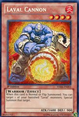 Laval Cannon - HA06-EN003 - Secret Rare - Unlimited Edition