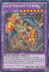 Gem-Knight Citrine - HA06-EN019 - Secret Rare - Unlimited Edition