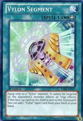 Vylon Segment - HA06-EN057 - Super Rare - Unlimited Edition