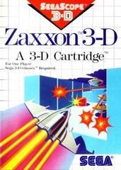 Zaxxon 3-D (No 3D Glasses)
