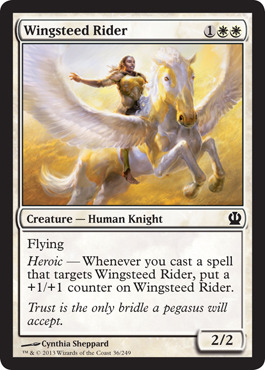 Wingsteed Rider - Foil