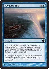 Voyage's End - Foil