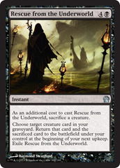 Rescue from the Underworld - Foil