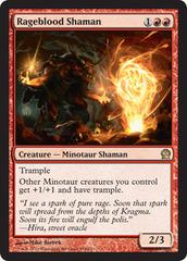 Rageblood Shaman - Foil