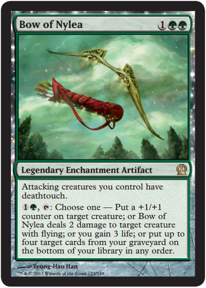 Bow of Nylea - Foil