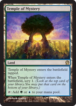 Temple of Mystery - Foil
