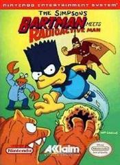 Simpsons, The: Bartman Meets Radioactive Man