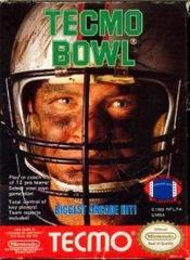 Tecmo Bowl (Oval Seal)