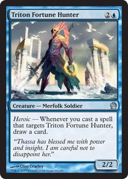 Triton Fortune Hunter - Foil