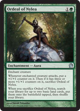 Ordeal of Nylea - Foil