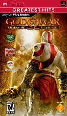 God Of War Chains Of Olympus God Of War Chains Of Olympus Umd Disc