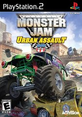 Monster Jam  Urban Assualt