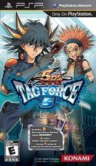 Yu-Gi-Oh! 5D'S Tag Force 4