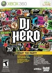 DJ Hero w/ Turntable