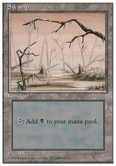 Swamp (190 - Brown and Foggy)