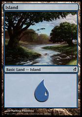 Island (288) - Foil