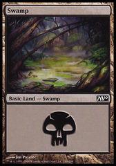 Swamp (240) - Foil