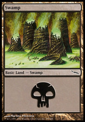 Swamp - Foil (297)(MRD)