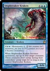 Shipbreaker Kraken - Foil - Prerelease Promo