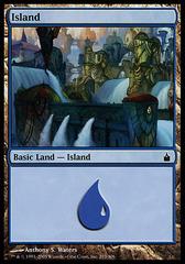 Island (293) - Foil