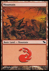 Mountain (297) - Foil