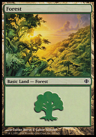 Forest (248) - Foil