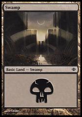 Swamp - Foil (238)(ALA)