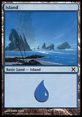 Island (369) - Foil