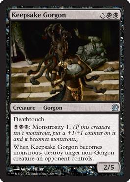 Keepsake Gorgon - Foil